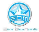 Logo etoile bleue massalia