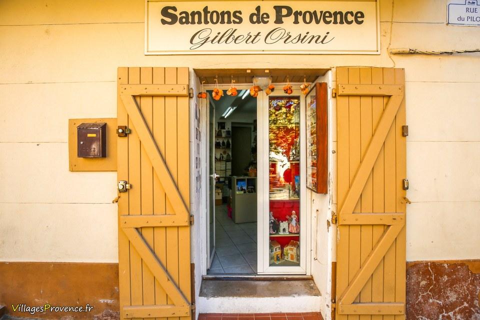 Boutique santons de provence