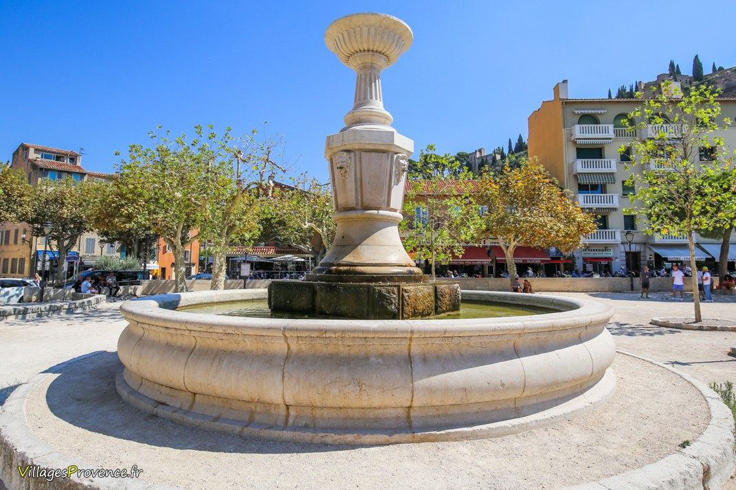 Fontaine - Cassis
