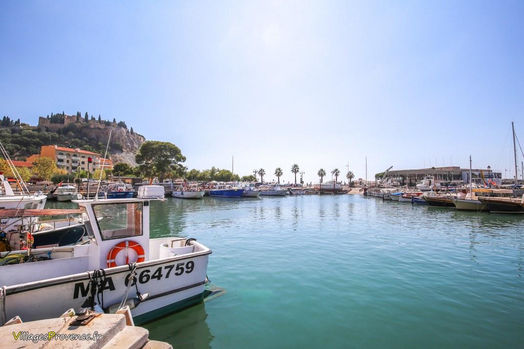 Port de Cassis - Cassis
