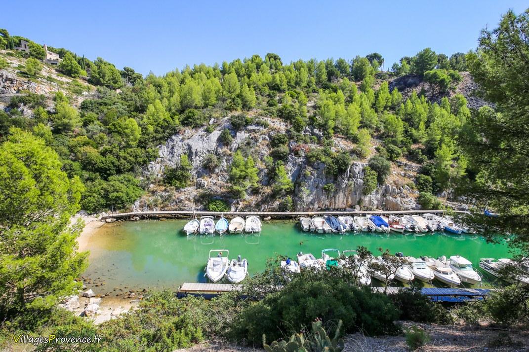 Port - Miou - Cassis