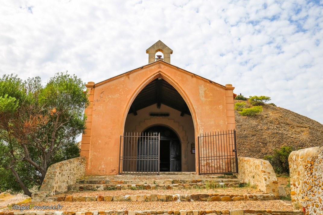 Chapelle - Notre Dame de la Garde - La Ciotat