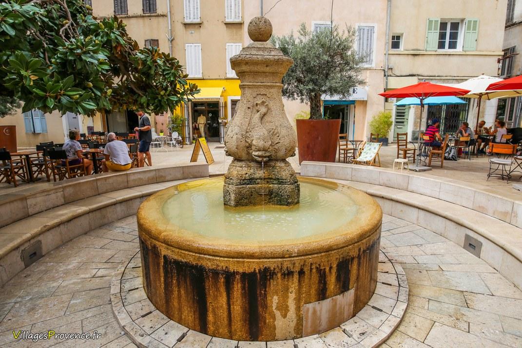 Fontaine - La Ciotat