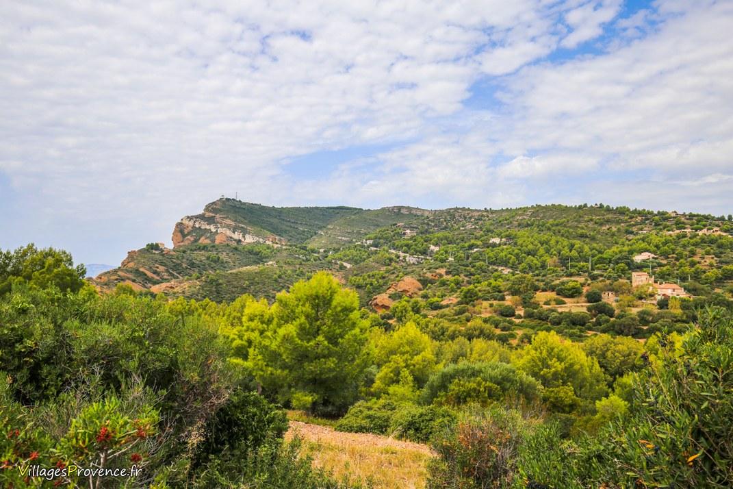 Montagne - La Ciotat