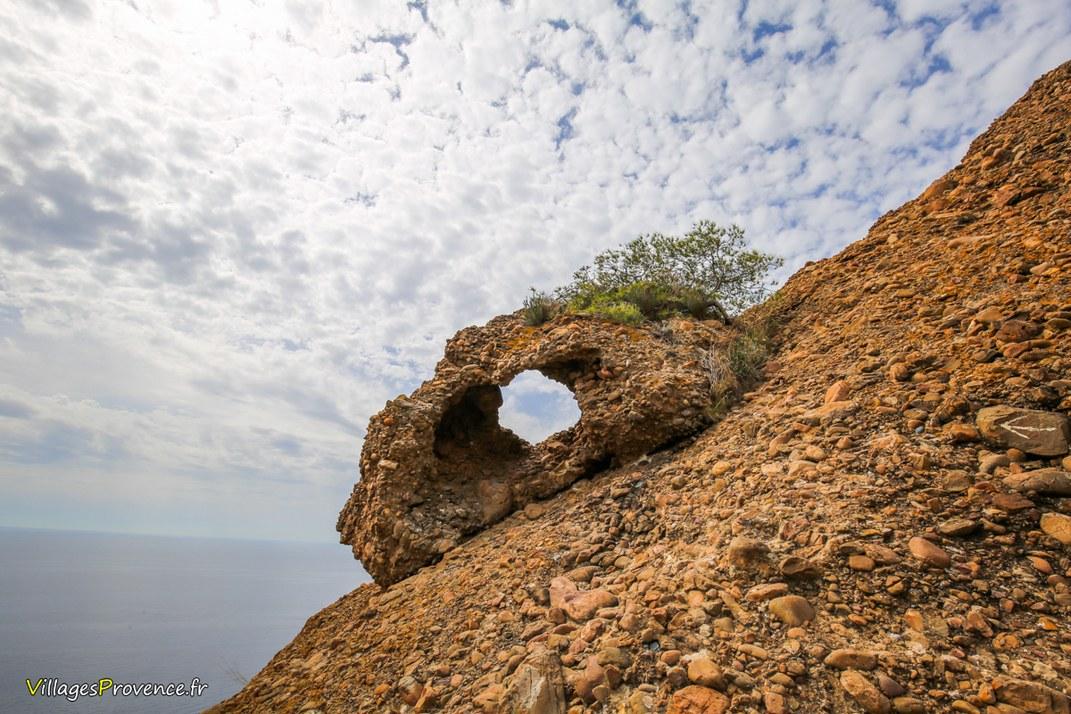 Roche - Bec de l'Aigle - La Ciotat