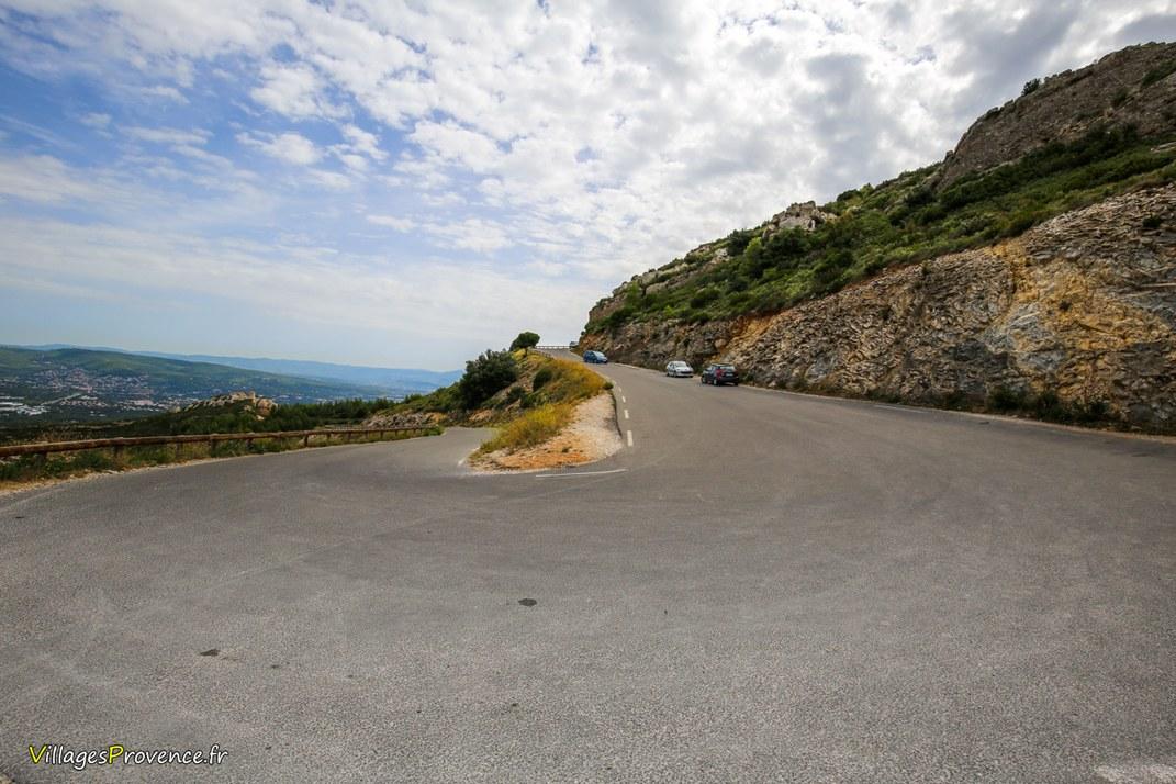 Route - La Ciotat