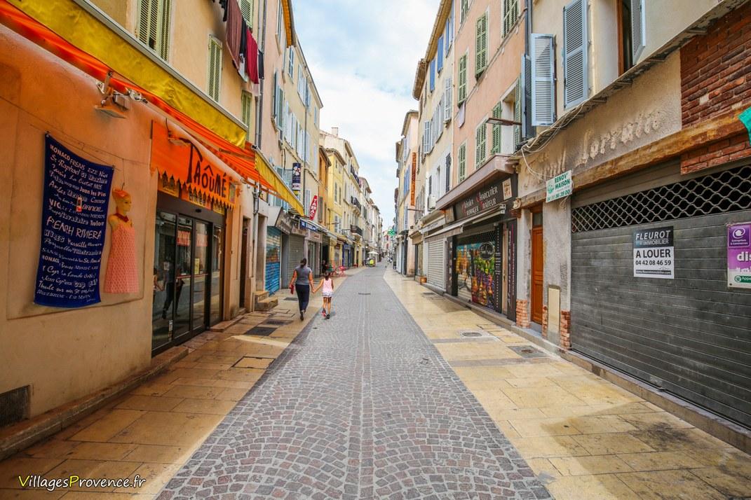 Rue - La Ciotat