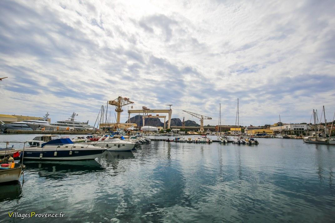 Port - Vieux port - La Ciotat