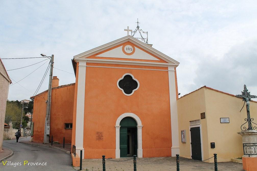 Eglise - Saint-Maur - Ensuès-la-Redonne