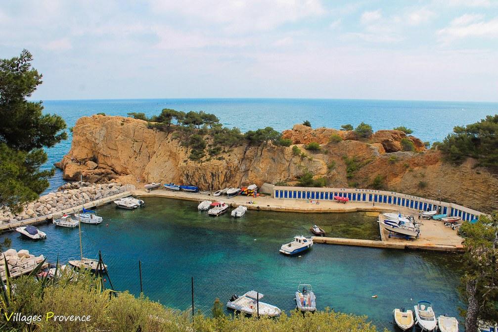 Port - Madrague de Gignac - Ensuès-la-Redonne