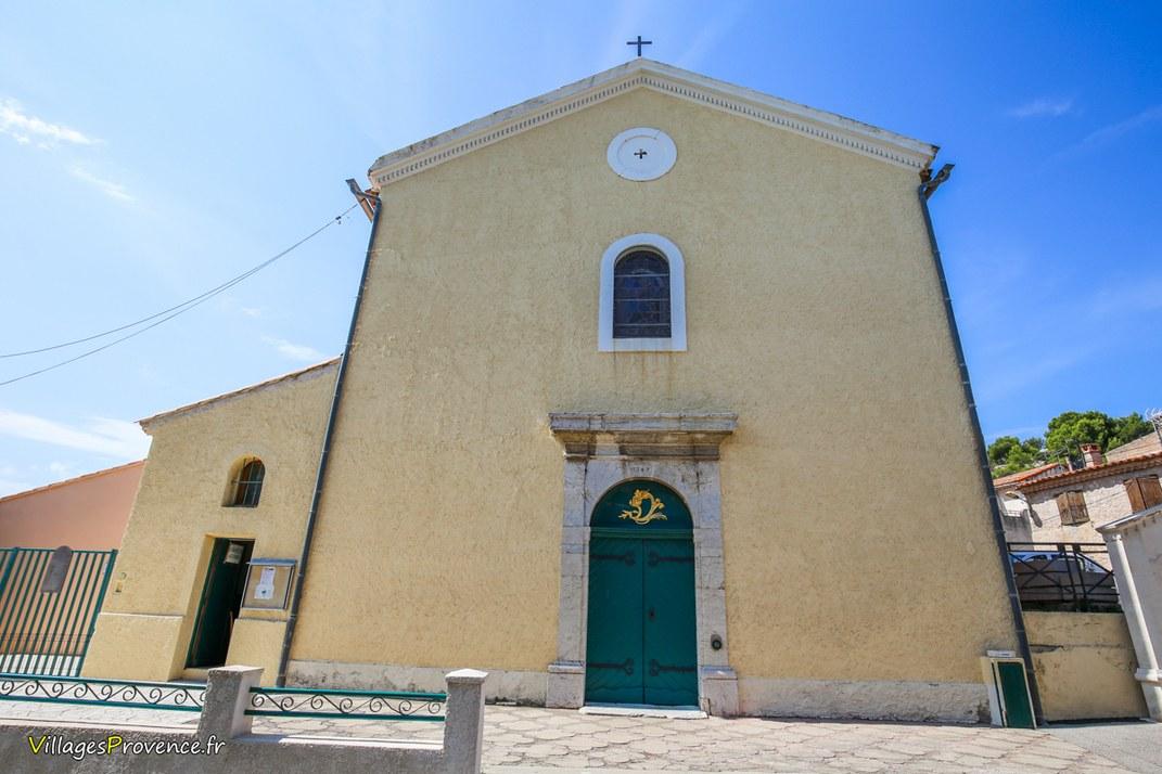 Eglise - Sainte-Anne - Le Rove