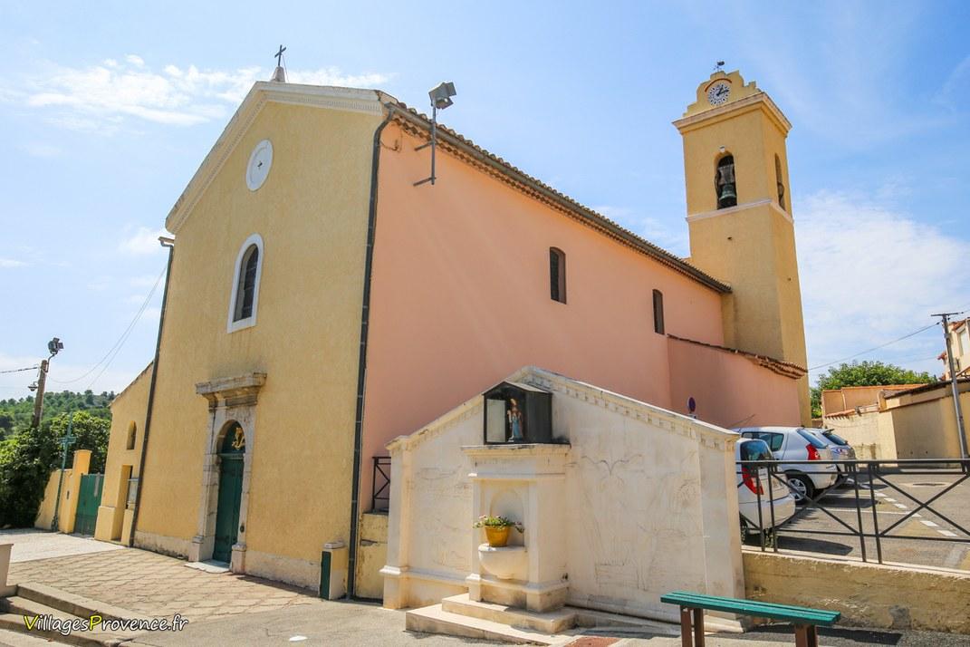 Eglise - Le Rove