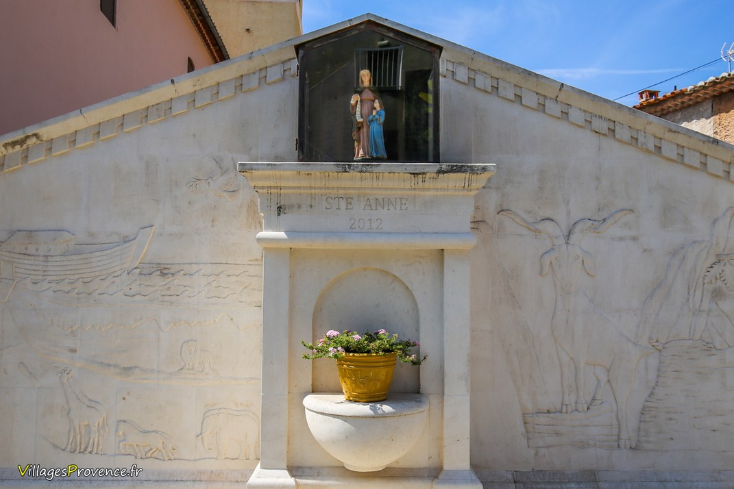 Statue - Le Rove