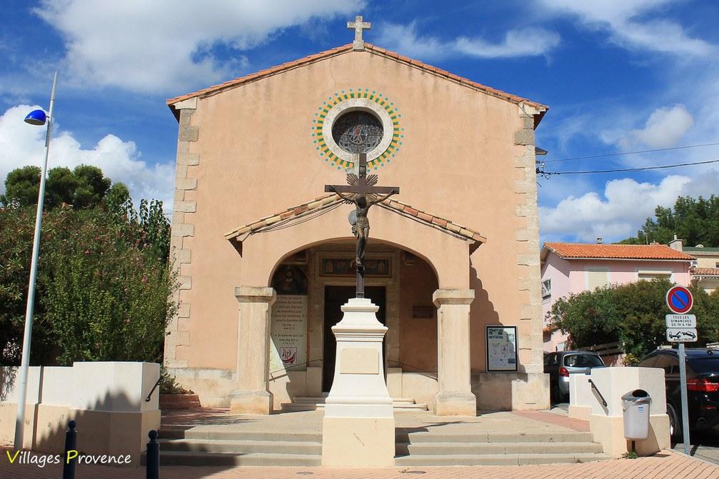 Eglise - Saint-Pierre - Sausset-les-Pins