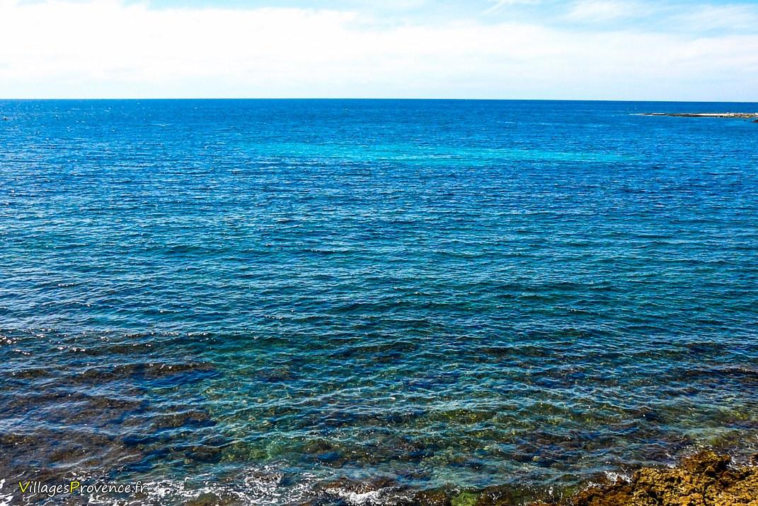 Mer - Sausset-les-Pins