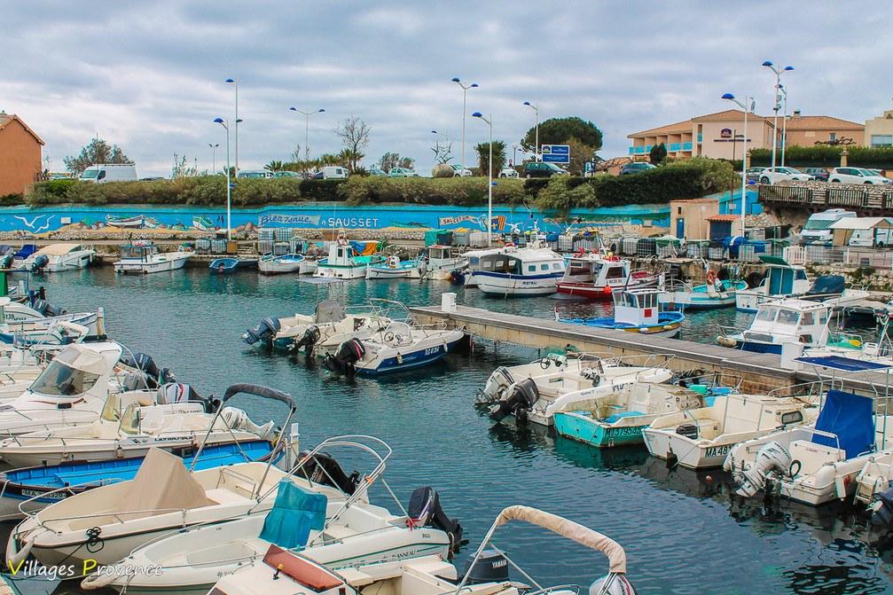 Port - Sausset-les-Pins