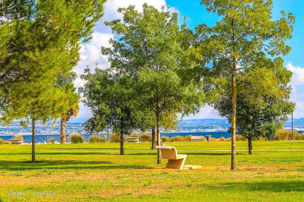 Parc - Berre-l'Étang