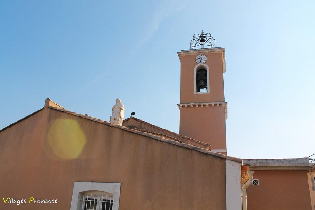 Eglise - Saint-Michel - Gignac-la-Nerthe