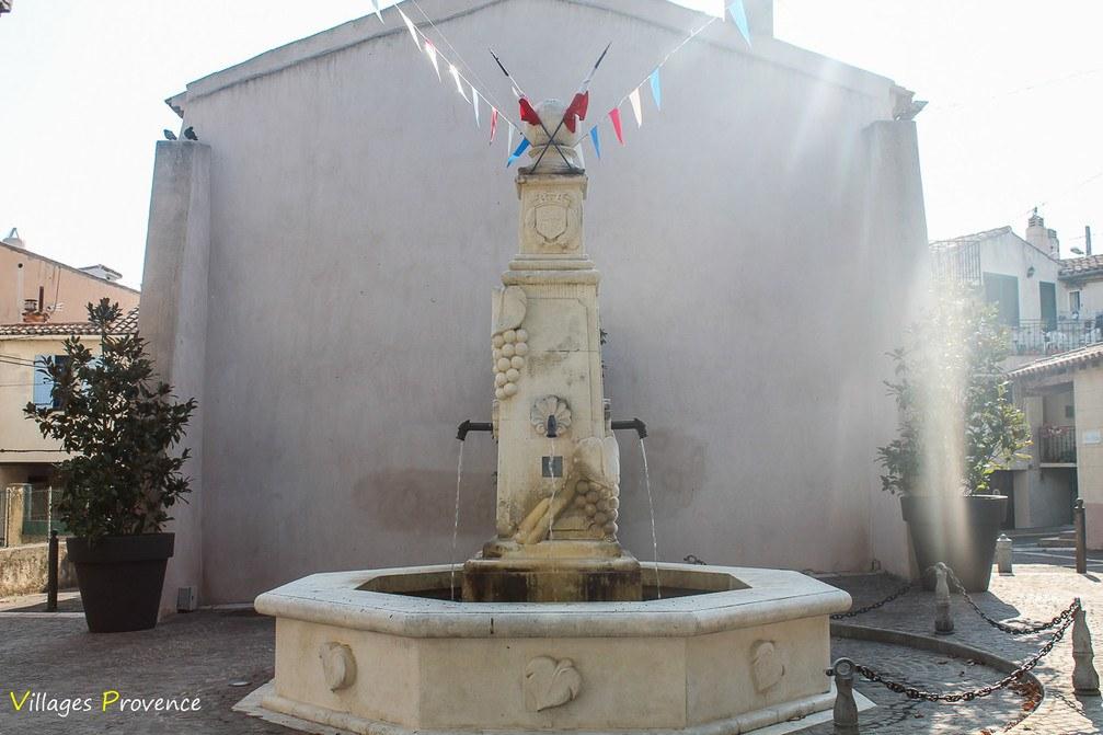 Fontaine - Gignac-la-Nerthe