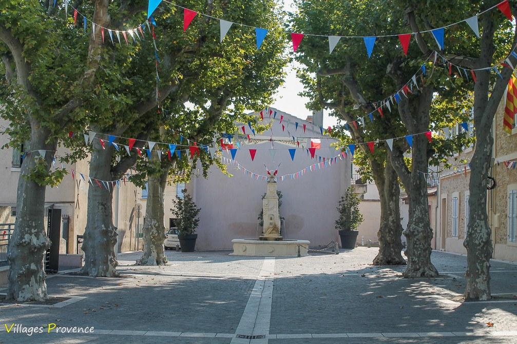 Place - Gignac-la-Nerthe