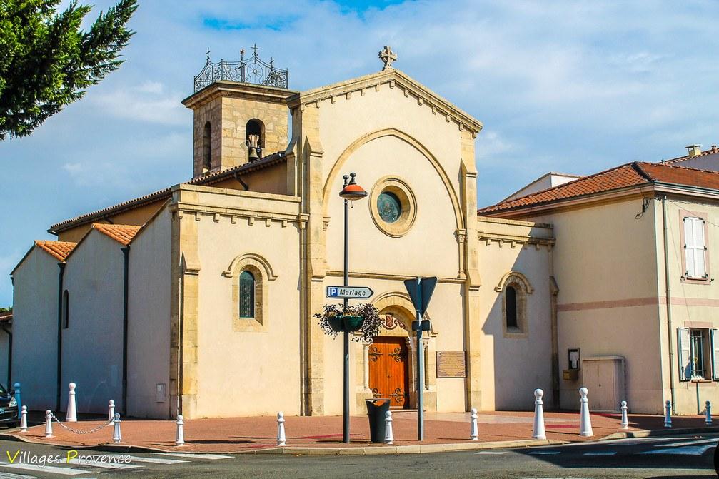 Eglise - Saint Pierre ès Liens - Saint-Victoret