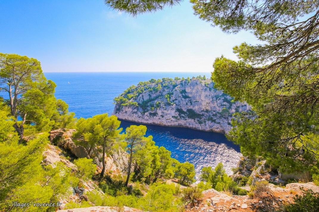 Calanques - En Vau - Marseille