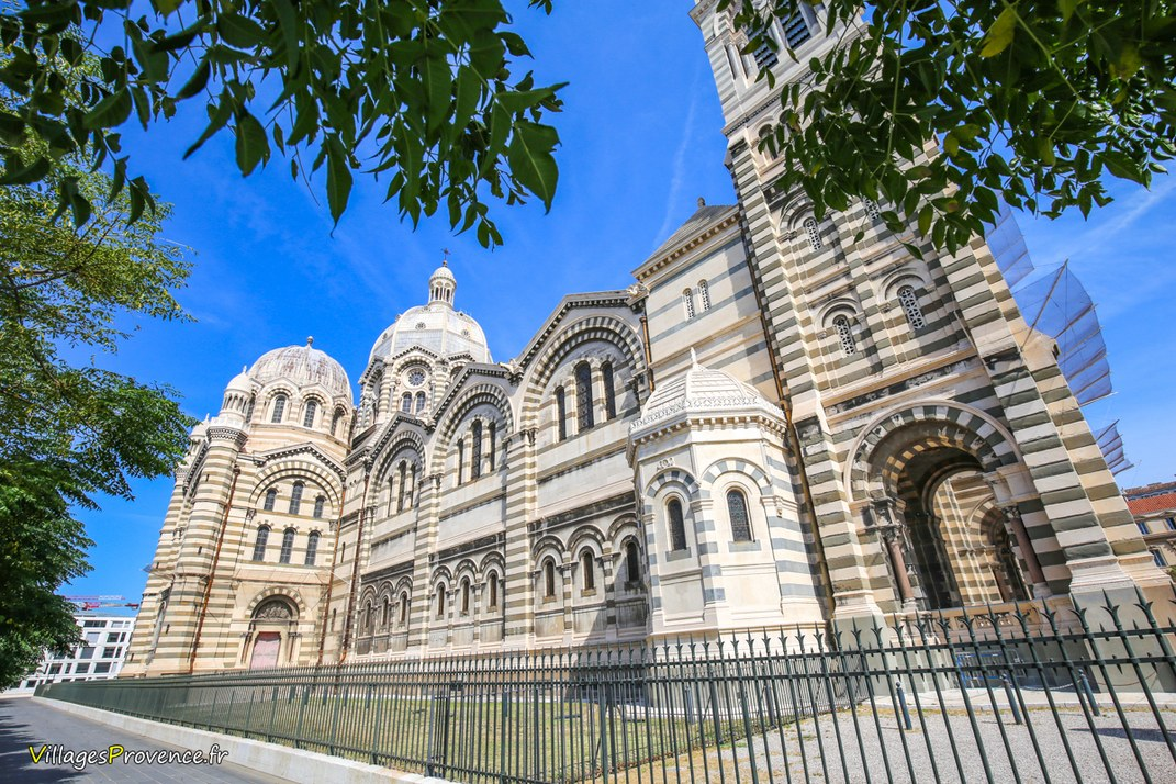 Cathédrale - Marseille