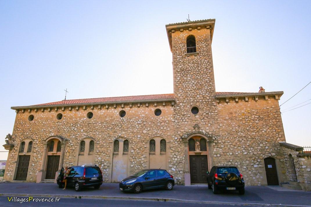 Eglise - Saint-Mitre - Marseille