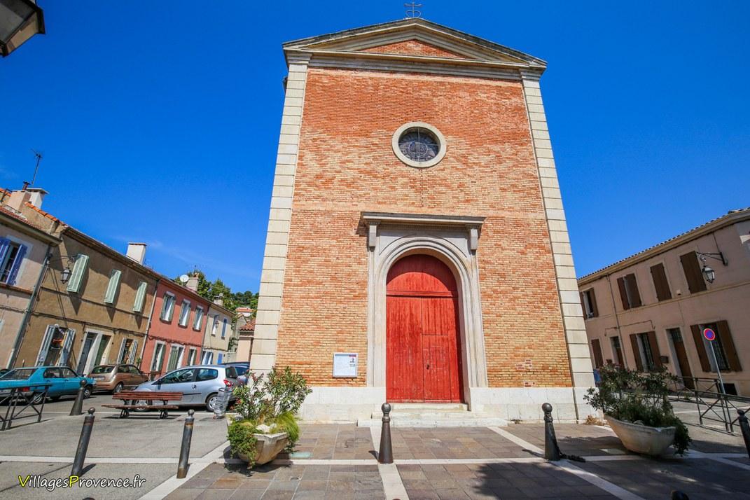 Eglise - Saint Pierre-ès-Liens - Marseille