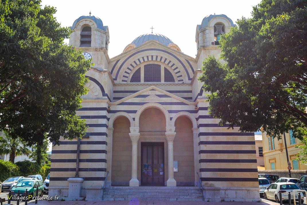 Eglise - Sainte-Eusébie Montredon - Marseille
