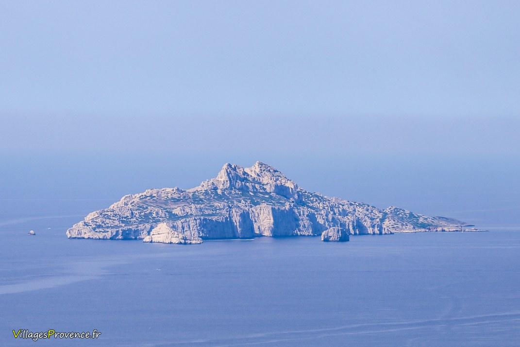 Ilot - Riou - Marseille