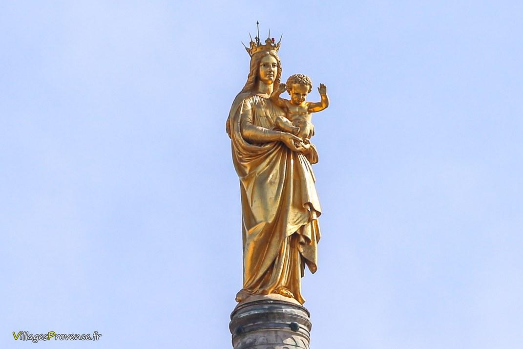 Basilique - Notre Dame de la Garde - Marseille