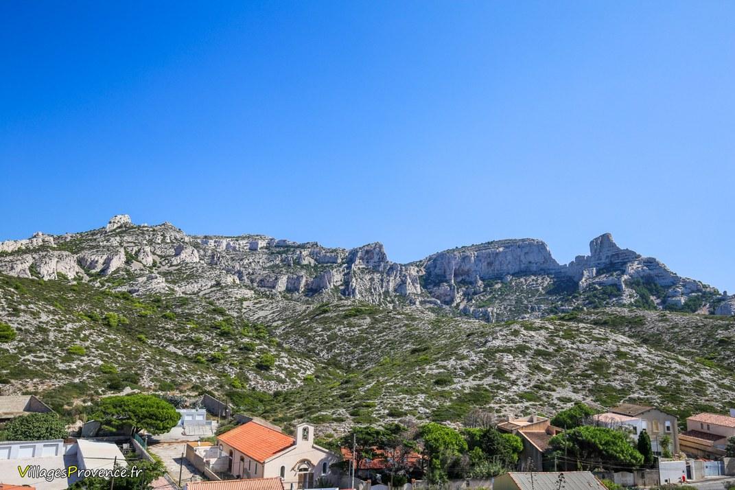 Colline - Marseille