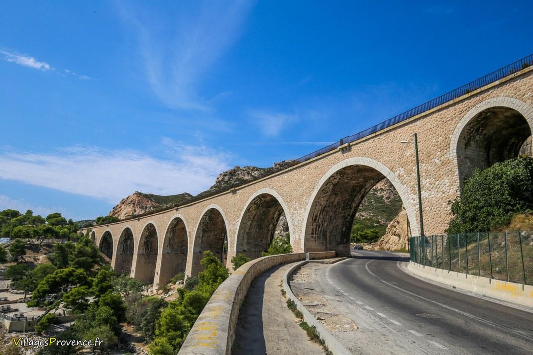 Viaduc Ferroviaire - Marseille