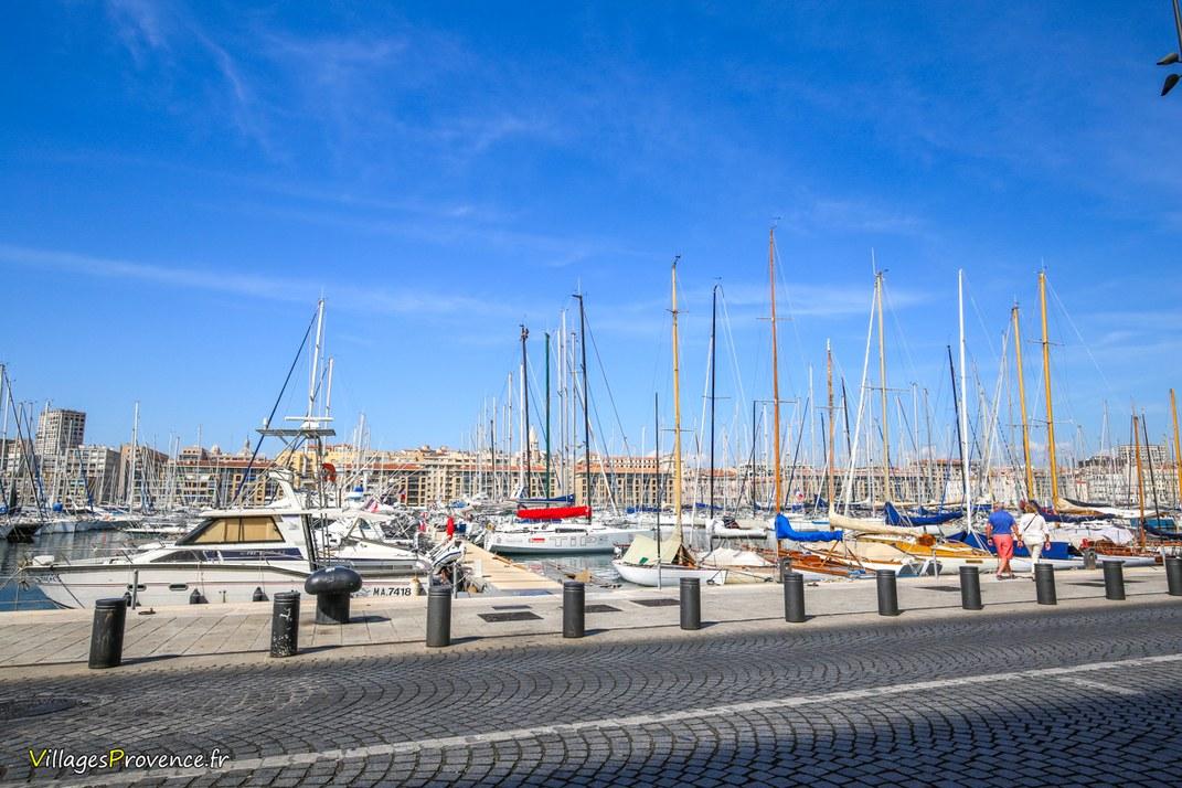 Port - Vieux port - Marseille