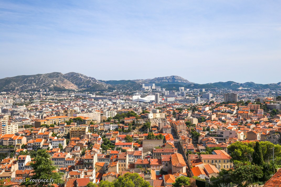 Vue - Marseille