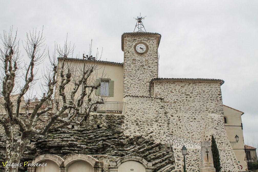 Eglise - La Transfiguration - Mimet