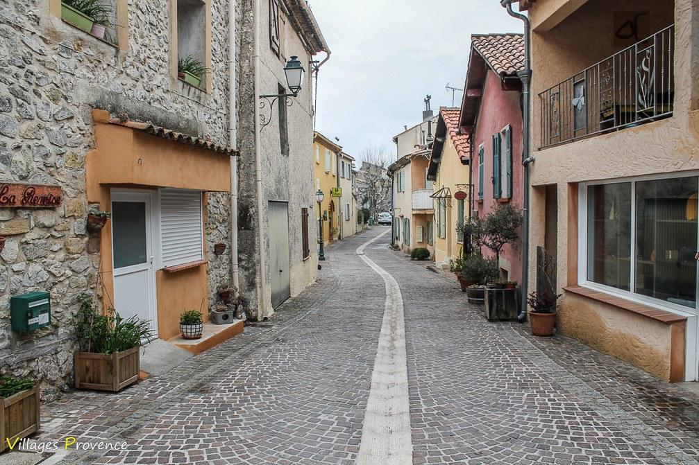 Rue - Mimet