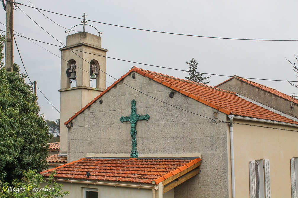 Chapelle - Saint-Jean-Bosco - Saint-Savournin