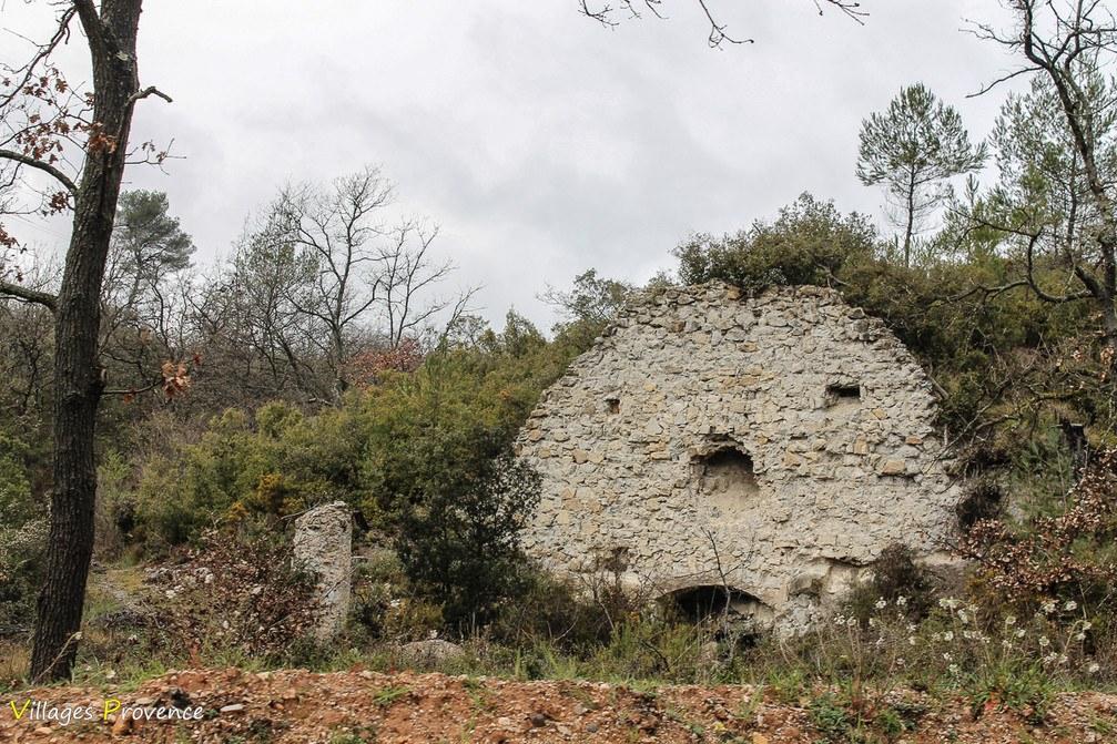 Ruine - Saint-Savournin