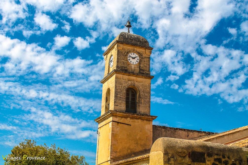 Eglise - Sainte Marie - Aureille