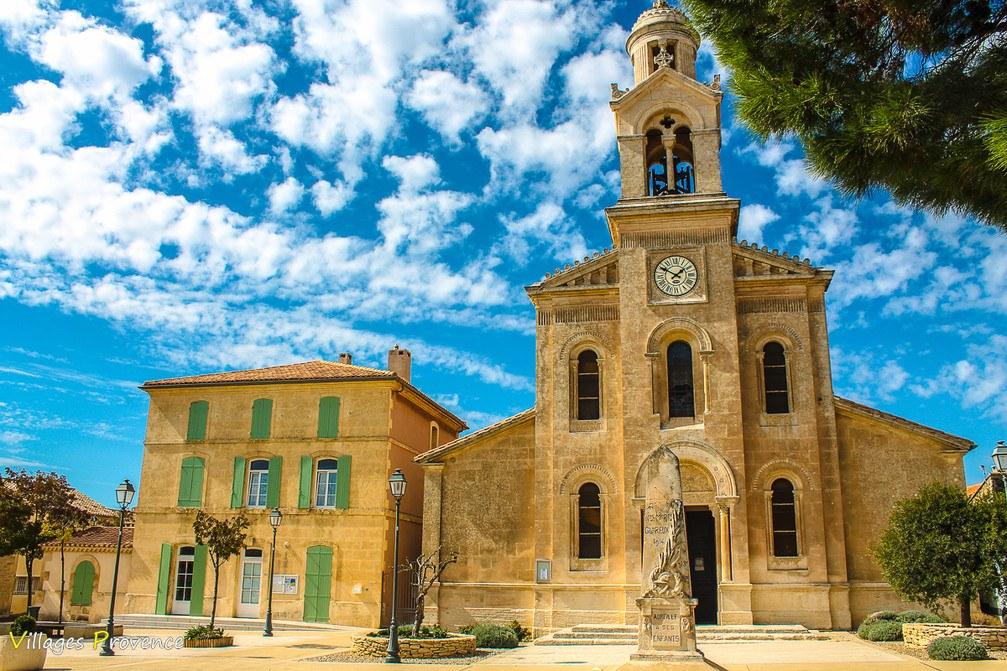 Eglise - Notre Dame de l'Assomption - Aureille