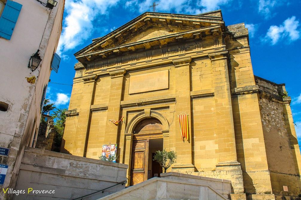 Eglise - Notre Dame de Grâce - Eyguières