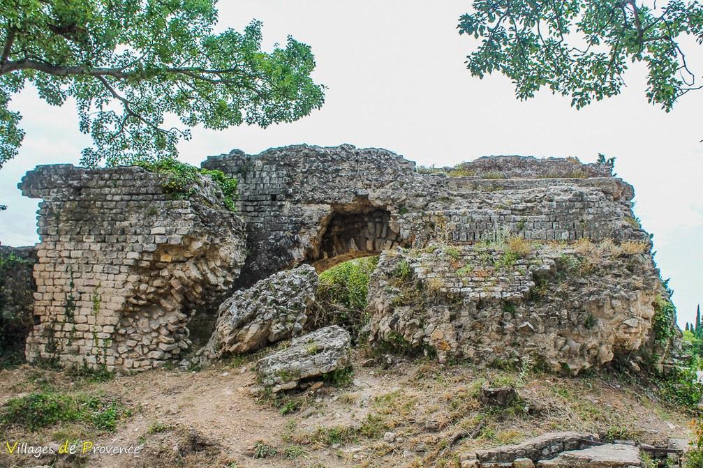 Aqueduc de Barbegal - Fontvieille