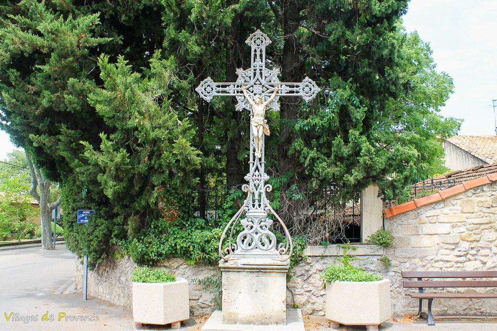 Croix - Saint-Étienne-du-Grès
