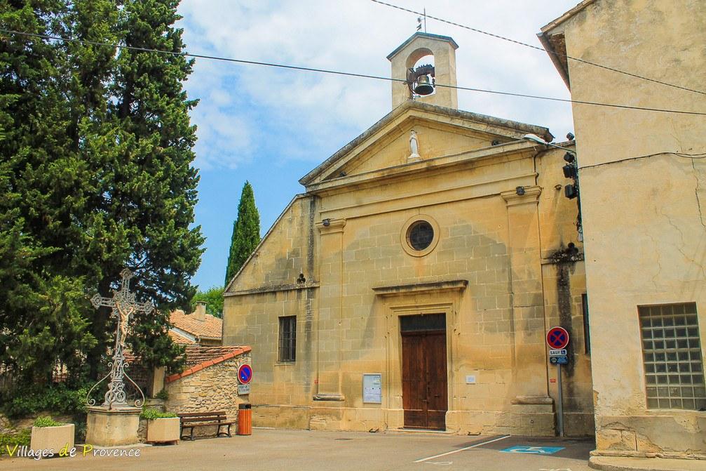 Eglise - Notre Dame de l'Assomption - Saint-Étienne-du-Grès