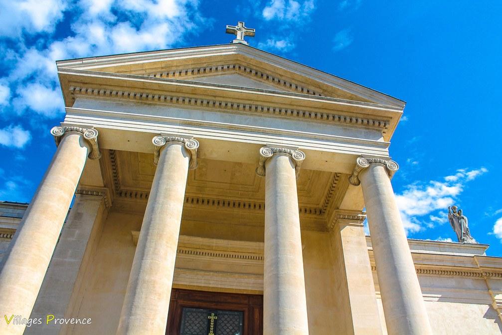 Eglise - Saint Martin - Saint-Rémy-de-Provence