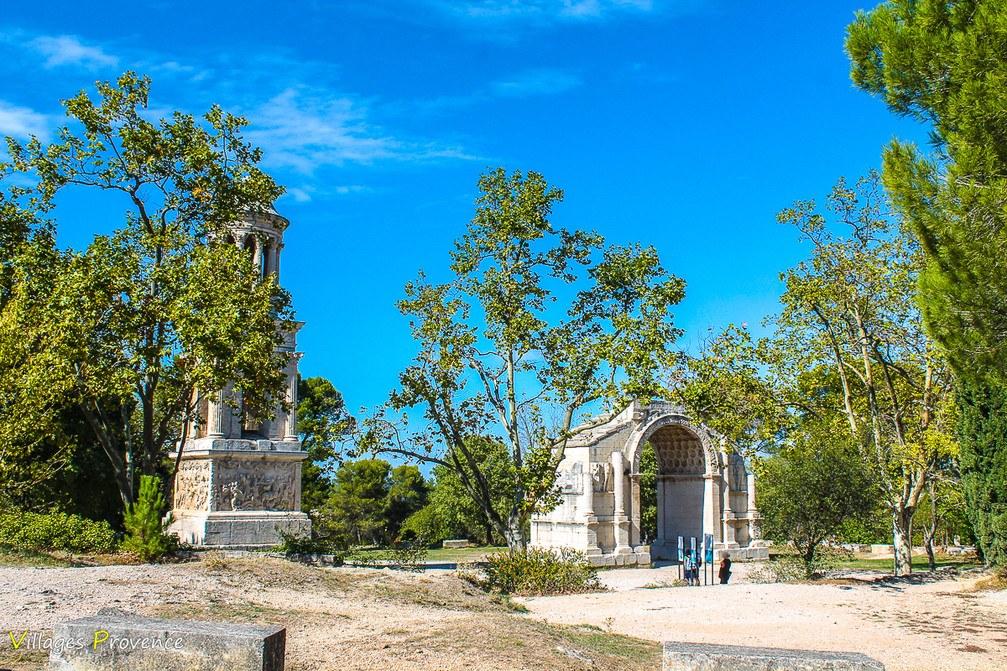 Site Archéologique - Les Antiques de Glanum - Saint-Rémy-de-Provence