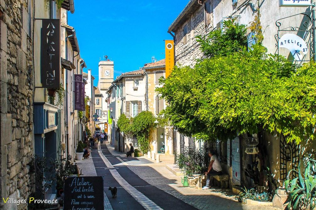 Rue - Saint-Rémy-de-Provence