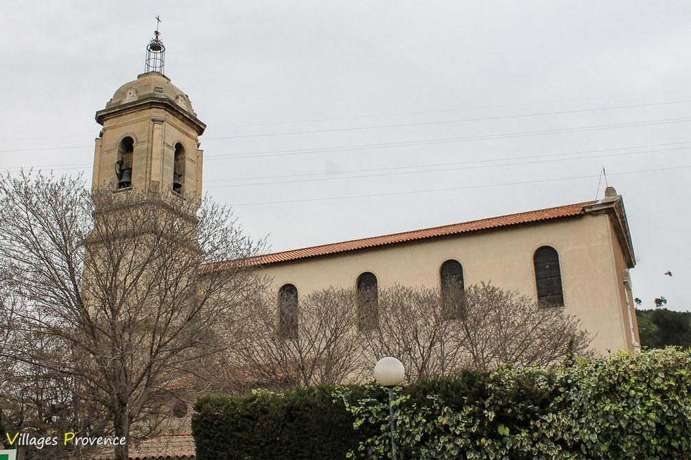Eglise - Saint Laurent de la Bourdonnière - Allauch